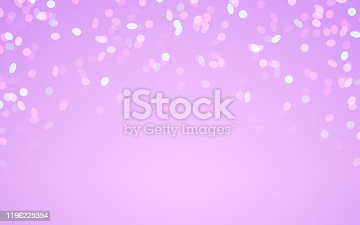 Confetti celebration modern party celebrate birthday party background abstract.