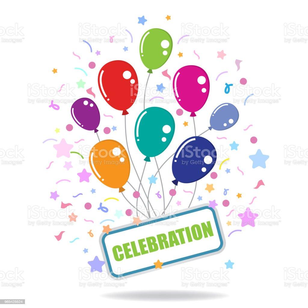 celebration celebration - stockowe grafiki wektorowe i więcej obrazów dekoracja royalty-free