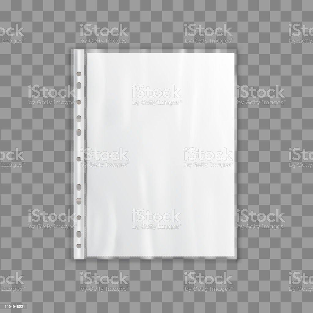 セロファンビジネスファイルa4サイズ空のビニール袋ドキュメントプロテクター透明なプラスチックスリーブは透明な背景に隔離されていますコピー用オフィス文房具ポートフ 3dのベクターアート素材や画像を多数ご用意 Istock