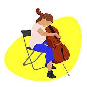 istock CelloPlayingClassicalMusic 1308041888