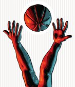 CelScratch Illustration: Jump Ball