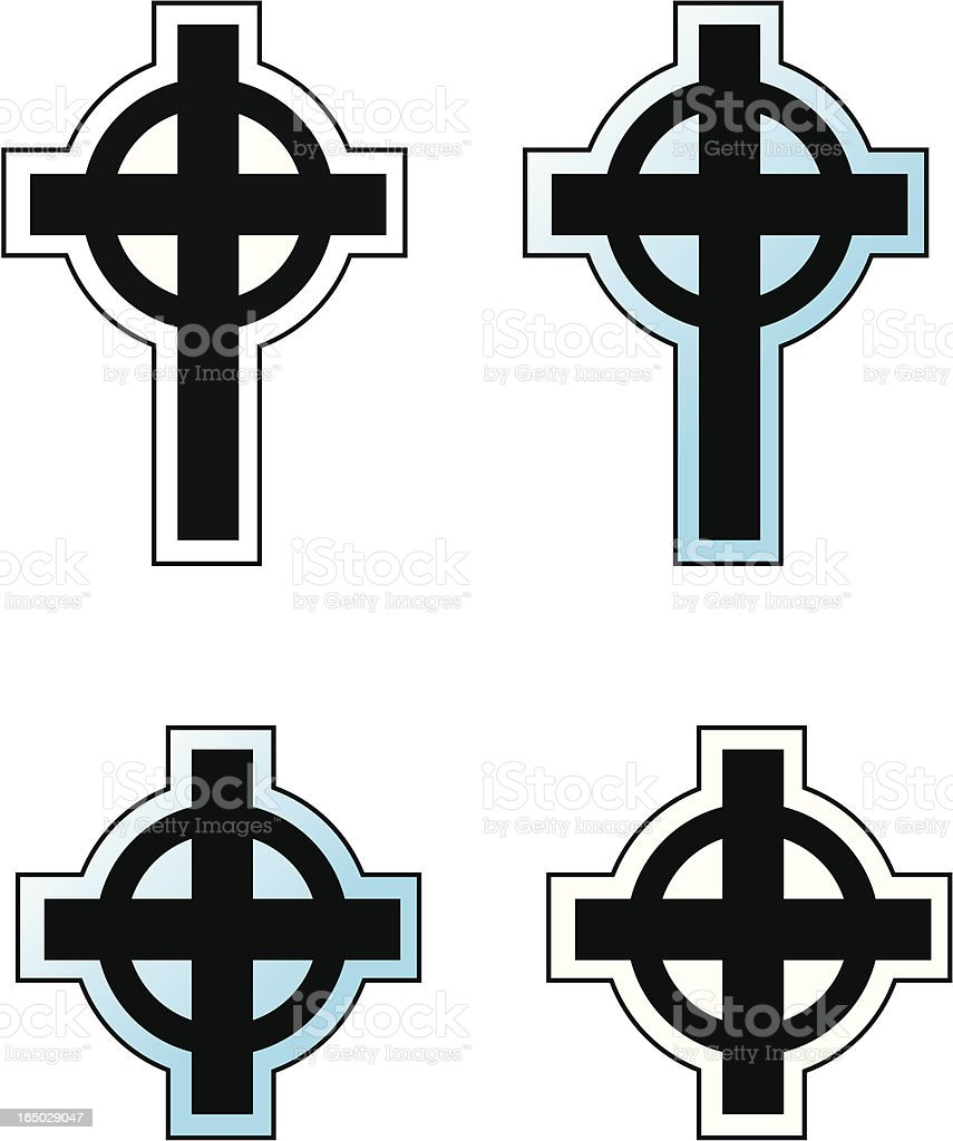 Celtic cross royalty-free celtic cross stock vector art & more images of ancient