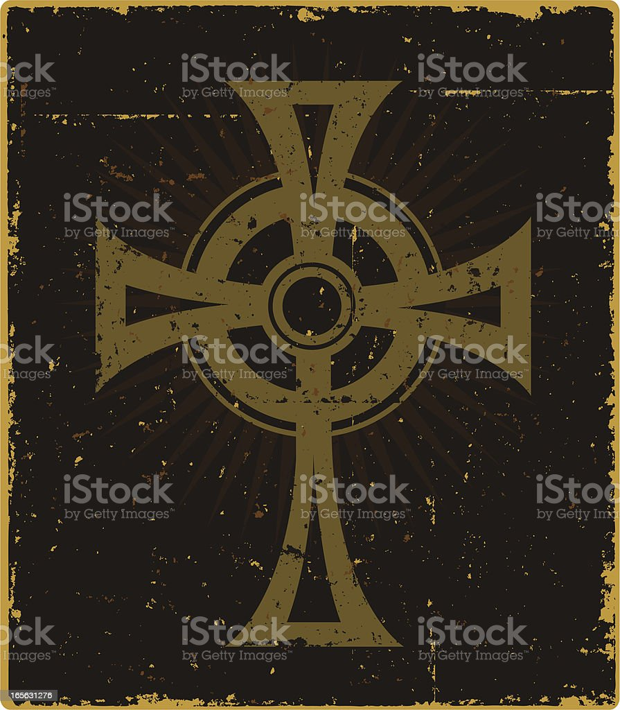 Celtic Cross royalty-free celtic cross stock vector art & more images of catholicism
