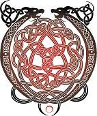 Celtic Dragons
