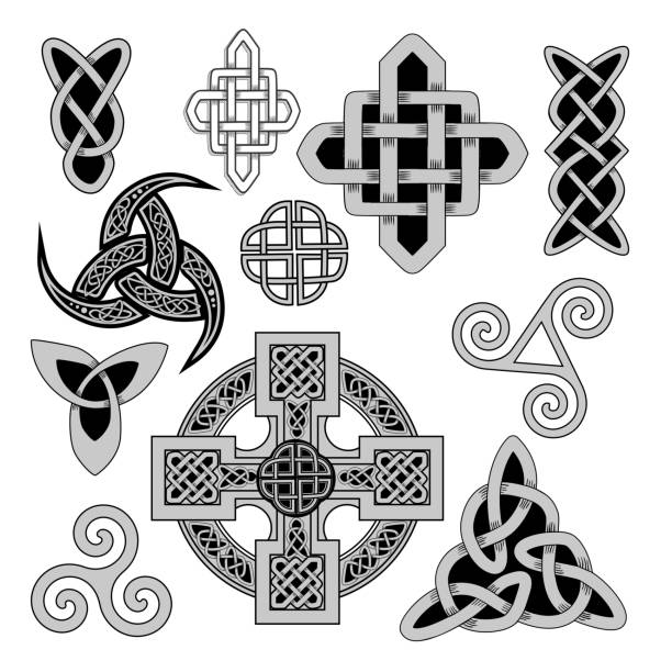 Royalty Free Druid Clip Art Vector Images Illustrations Istock