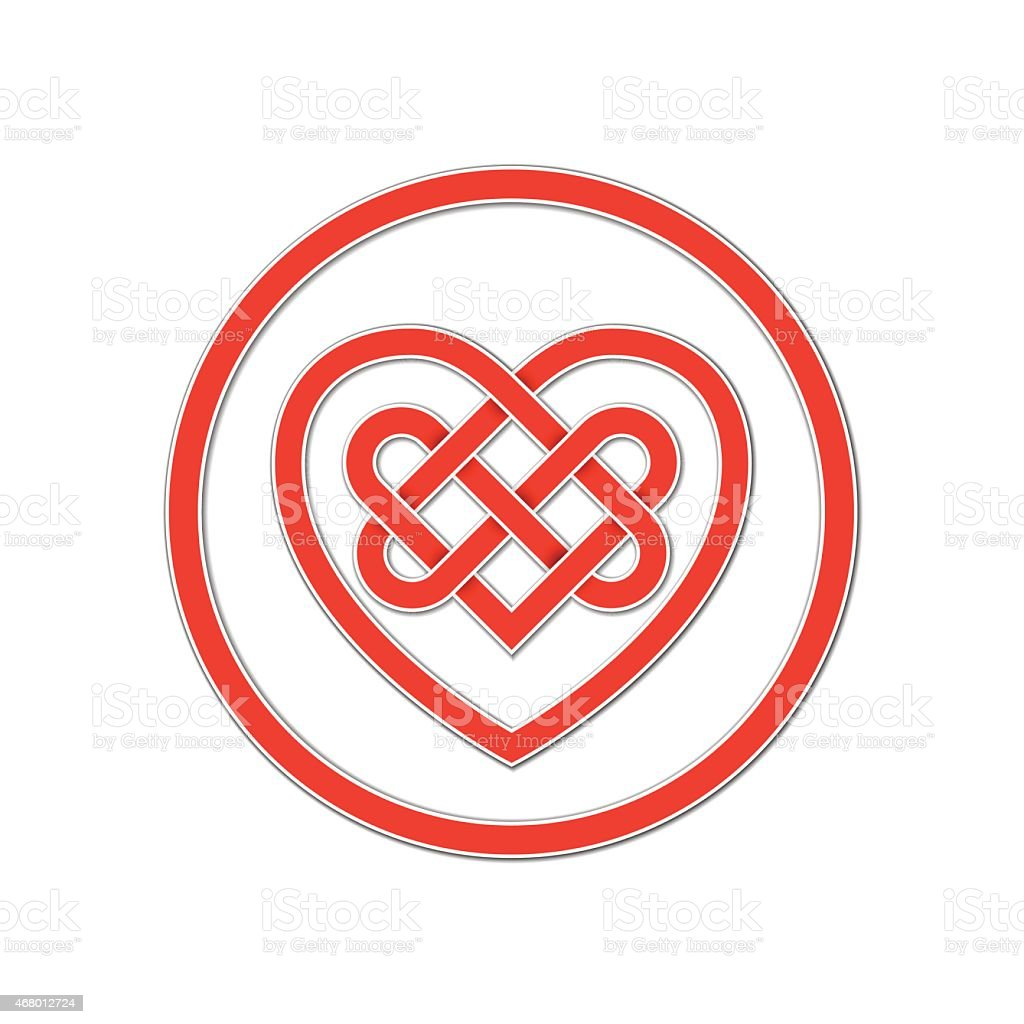 Celtic Love Symbols Vector Best Graphic Sharing