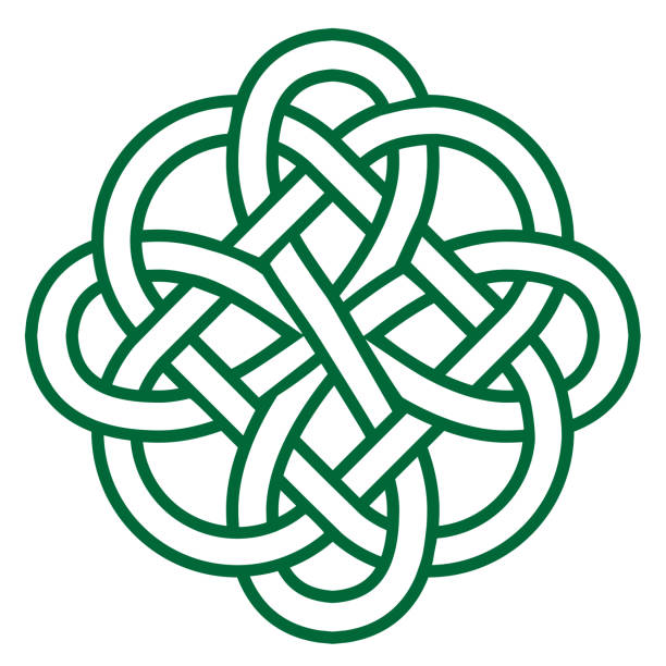 celtic knot celtic knot celtic knot stock illustrations
