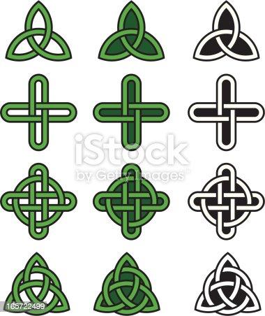 istock Celtic knots 165722499