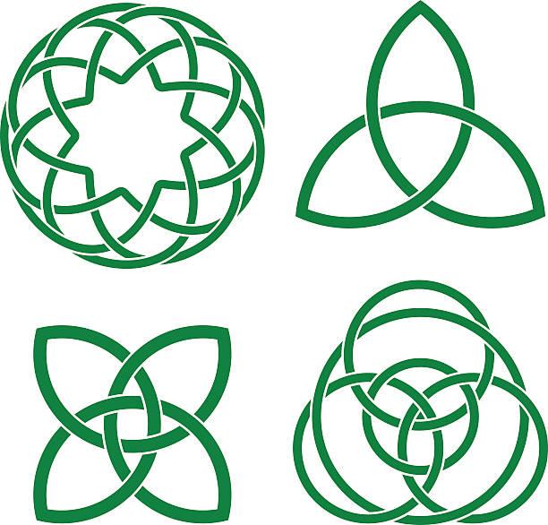 Best Celtic Knotwork Illustrations, Royalty-Free Vector ...