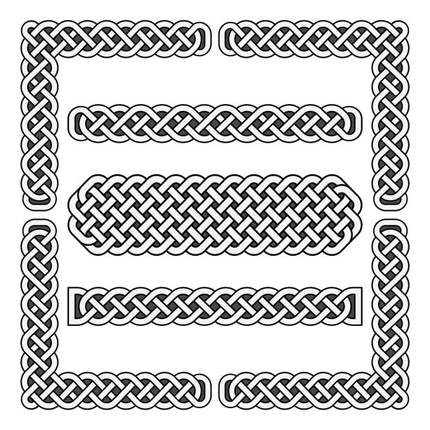 Best Celtic Knot Illustrations Royalty Free Vector
