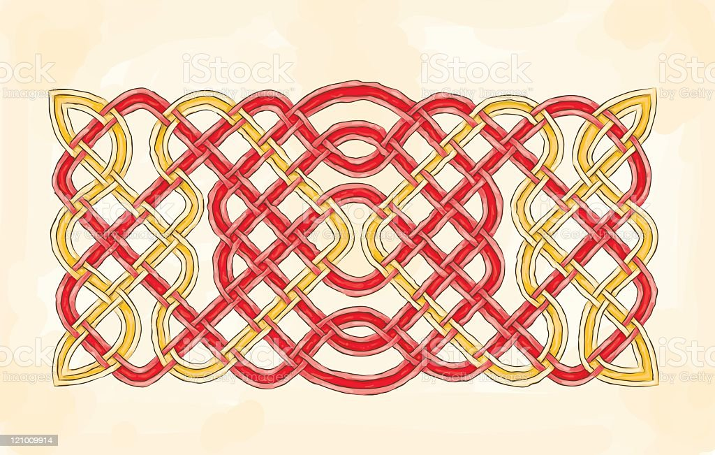 Celtic knotwork royalty-free celtic knotwork stock vector art & more images of celtic knot