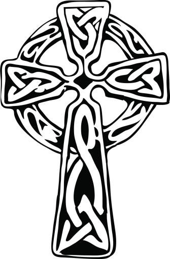 Celtic Religious Cross