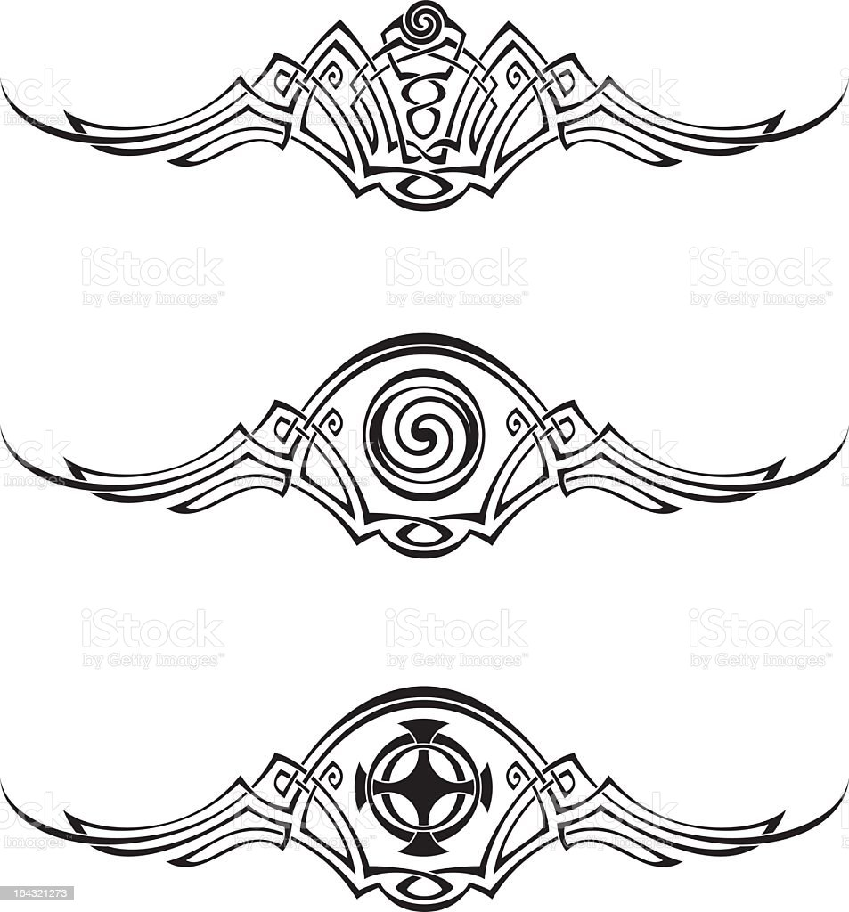 Celtic style patterns royalty-free celtic style patterns stock vector art & more images of ancient