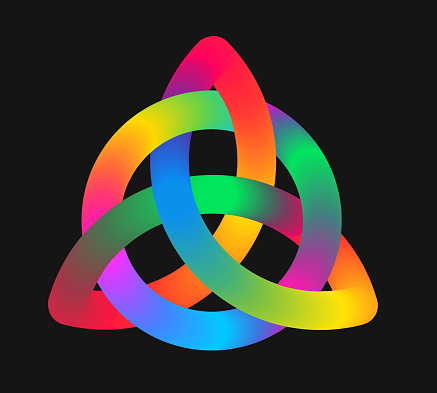 Celtic Trinity Knot Symbol