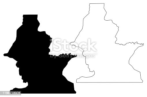 istock Centro On Province map 1199718928