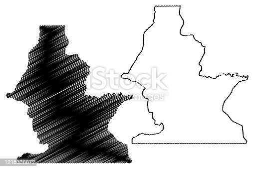 istock Centro On Province map 1215336672