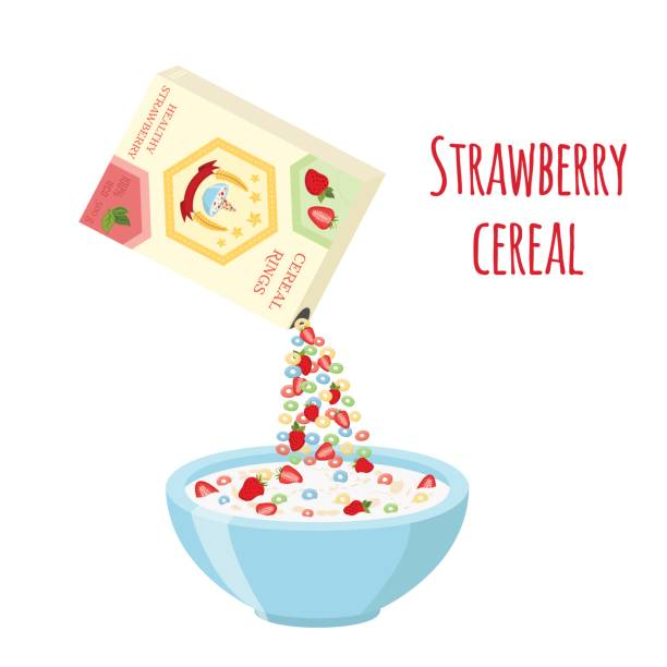 Royalty Free Empty Cereal Bowl Clip Art, Vector Images ...