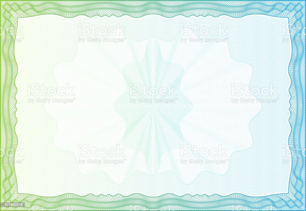 Certificate and diplomas template. Vector vector art illustration