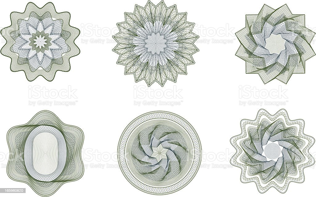 Certificate / Diploma illustrations vector art illustration