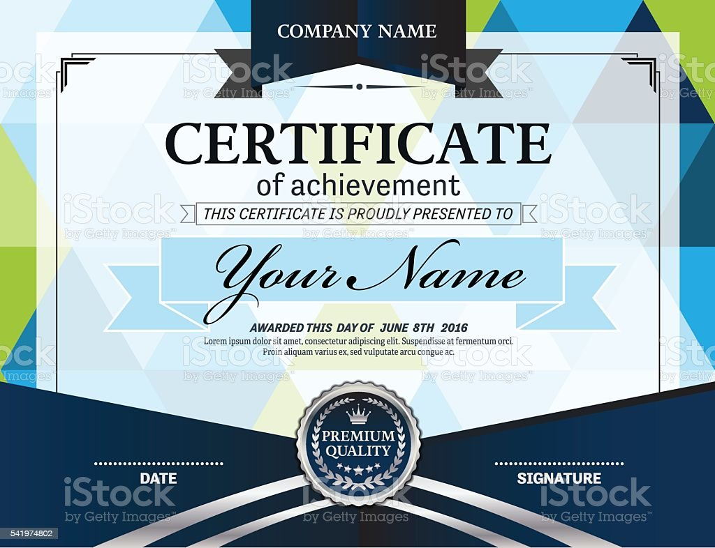 Certificate diploma template vector illustration design stock certificate diploma template vector illustration design royalty free stock vector art yadclub Image collections