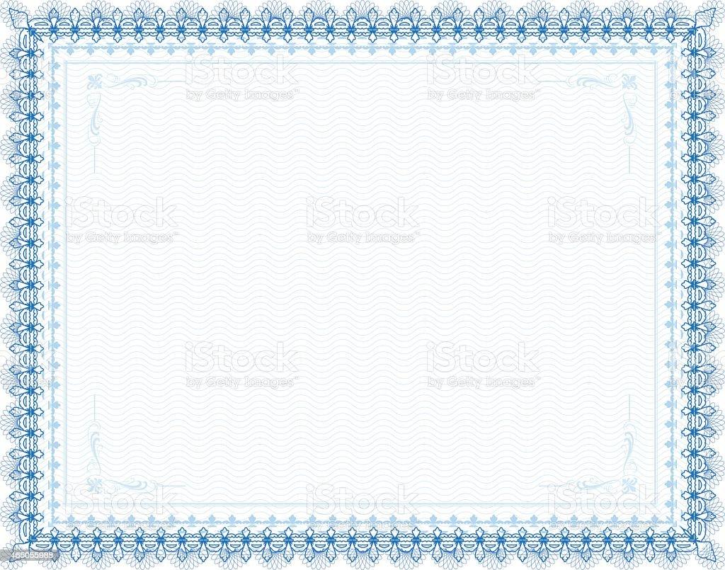 Certificate frame stock vector art 465055988 istock certificate frame royalty free stock vector art xflitez Choice Image