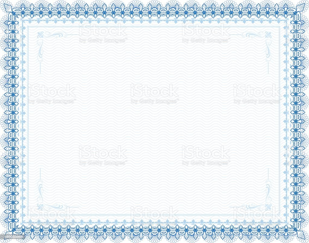Royalty Free Certificate Frame Clip Art Vector Images