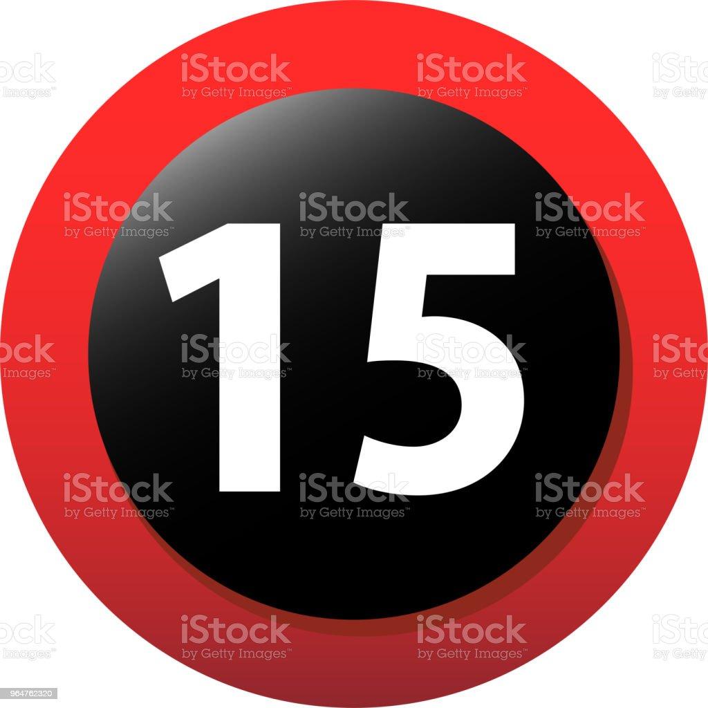 15 certificate mark royalty-free 15 certificate mark stock vector art & more images of alarm