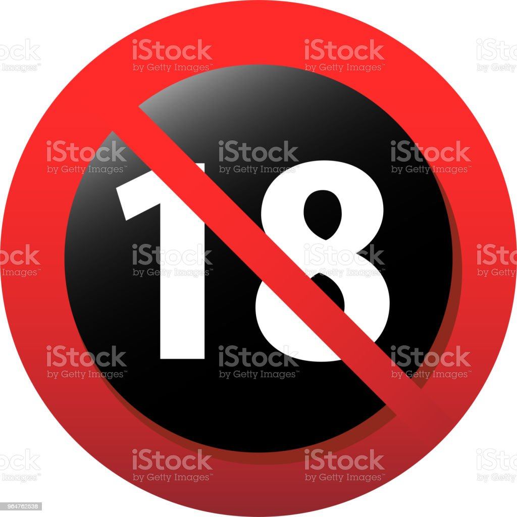 18 certificate mark royalty-free 18 certificate mark stock vector art & more images of alarm