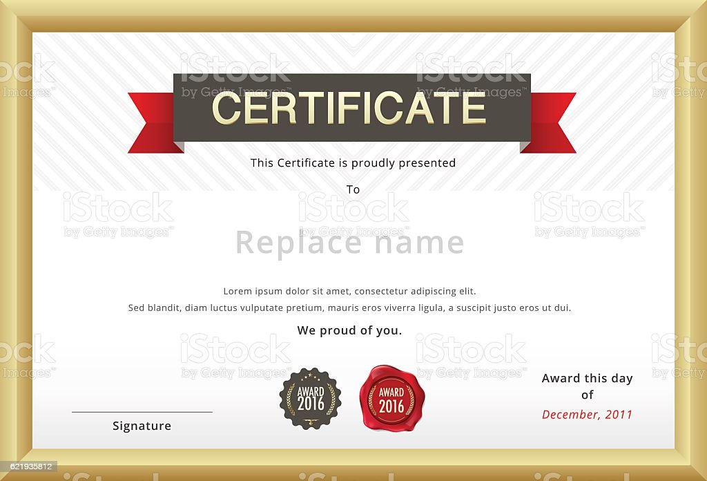 Certificate template and gold border education certificate certificate template and gold border education certificate certificate template and gold border yelopaper Images