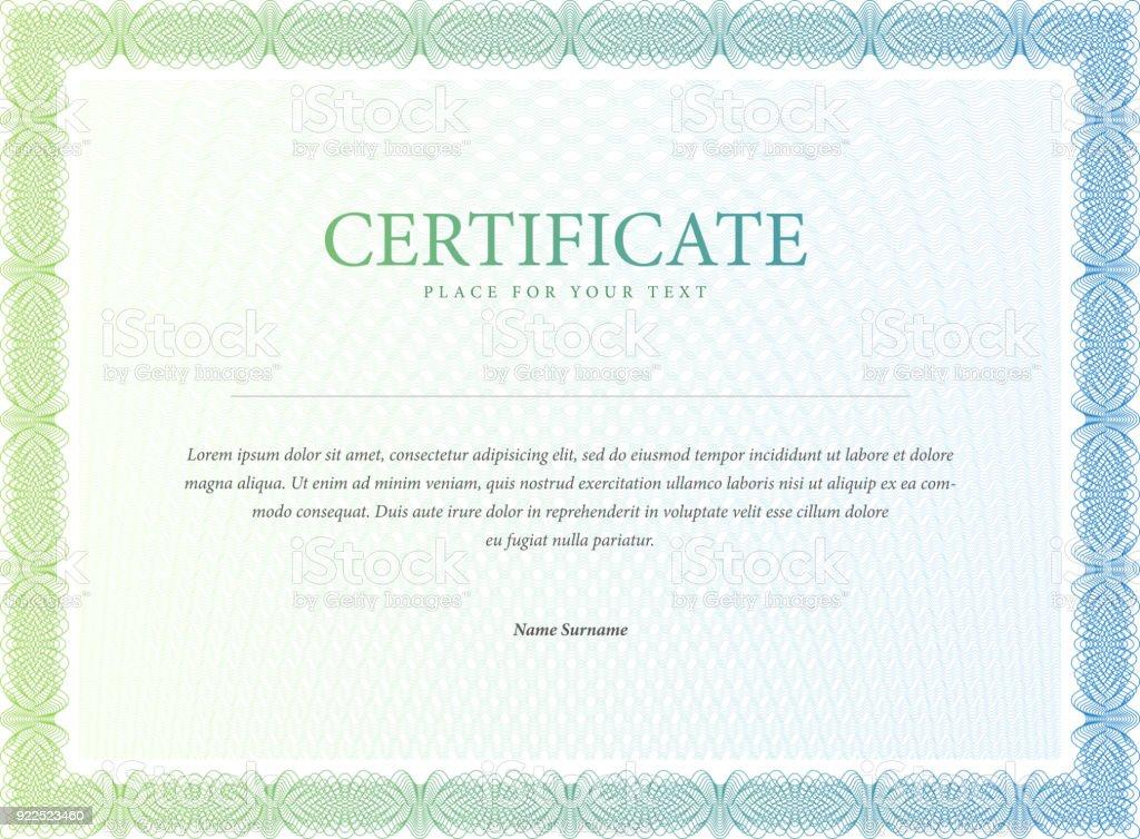 Commodo Certificate Best Design Sertificate 2018