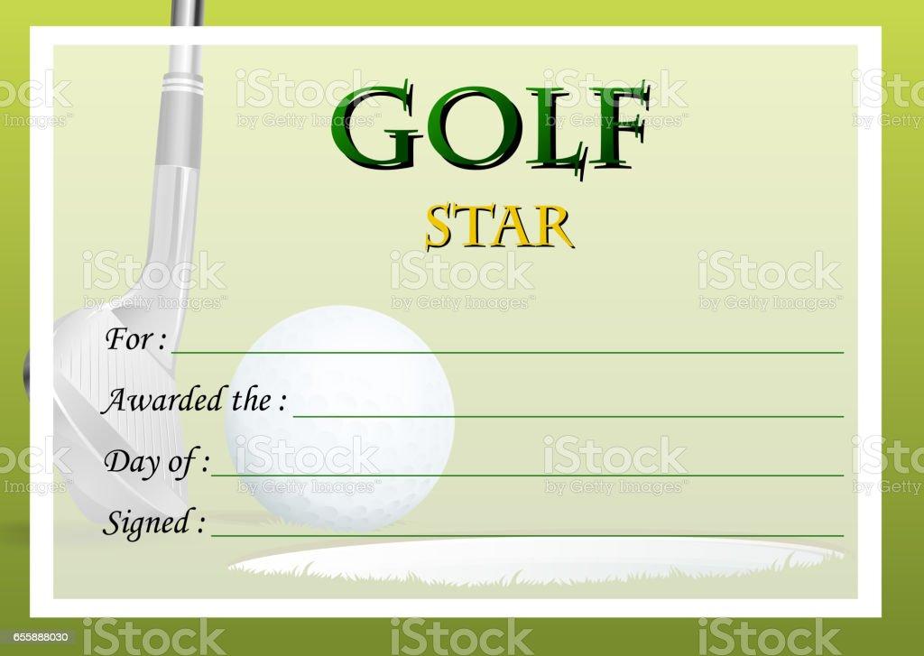 best clip art of a golf border illustrations  royalty