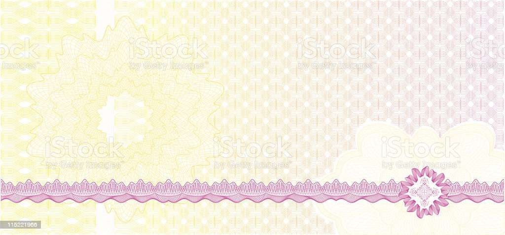 Certificate template royalty-free certificate template stock vector art & more images of art