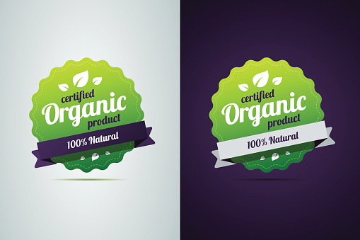 Certified organic product.