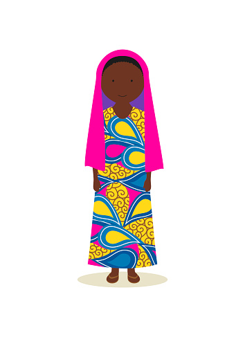 Chadian traditional clothing for women