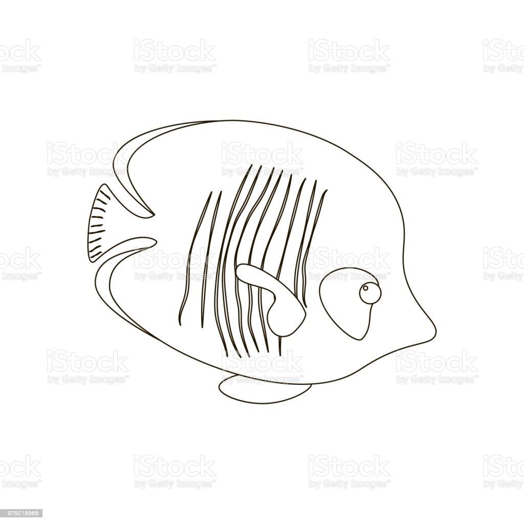 unterwassertiere malvorlagen u