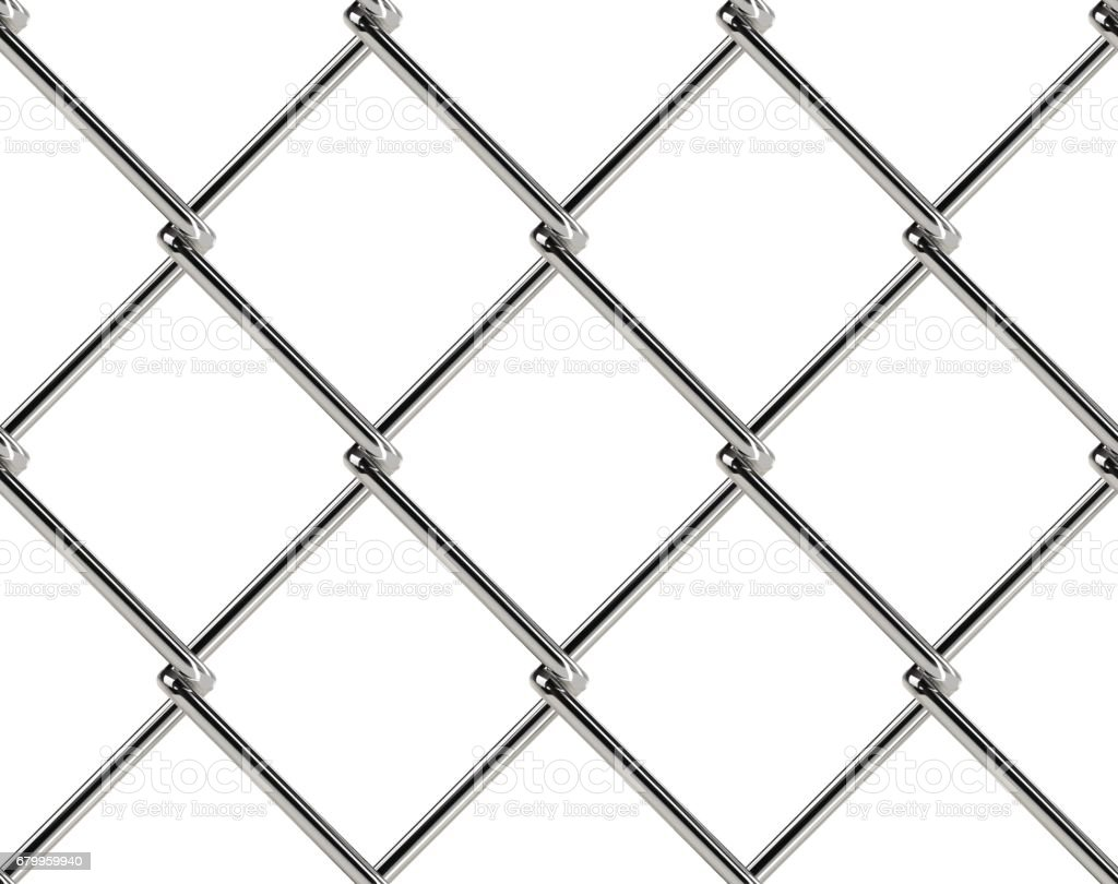 Chain Link Fence Wallpaper: Chain Link Fence Seamless Pattern Industrial Style