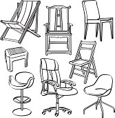 Chairs Collection