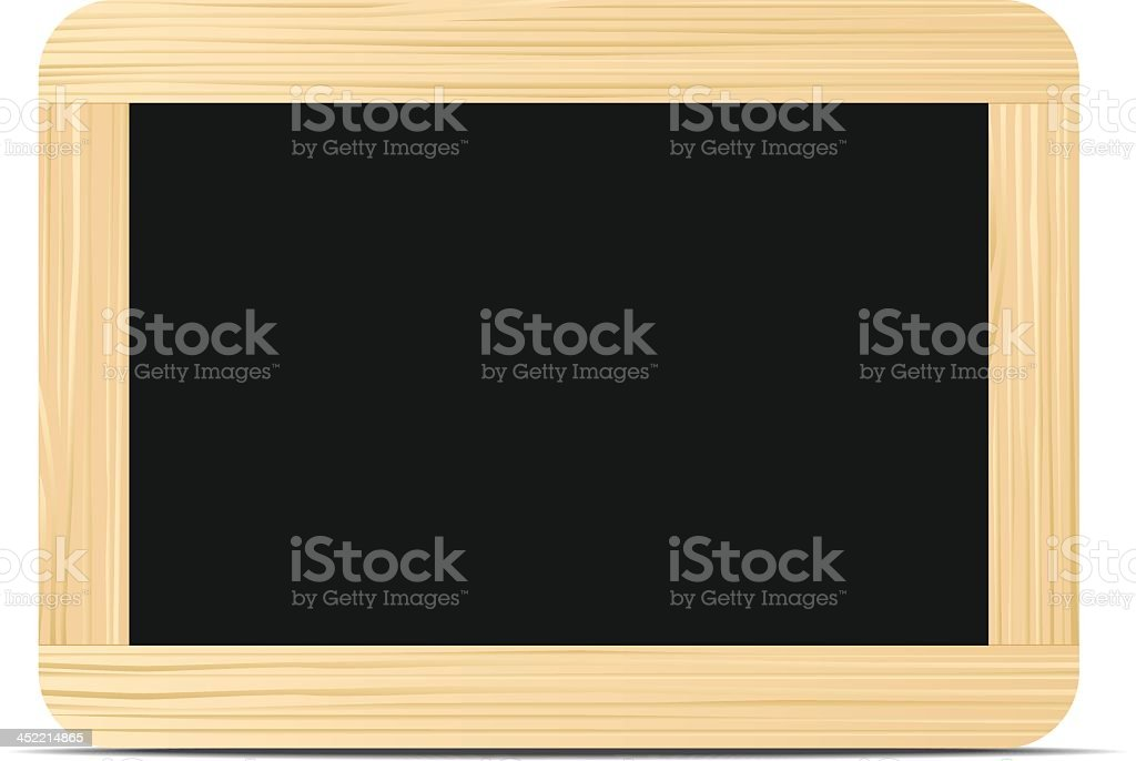 Chalkboard - Illustration vectorielle