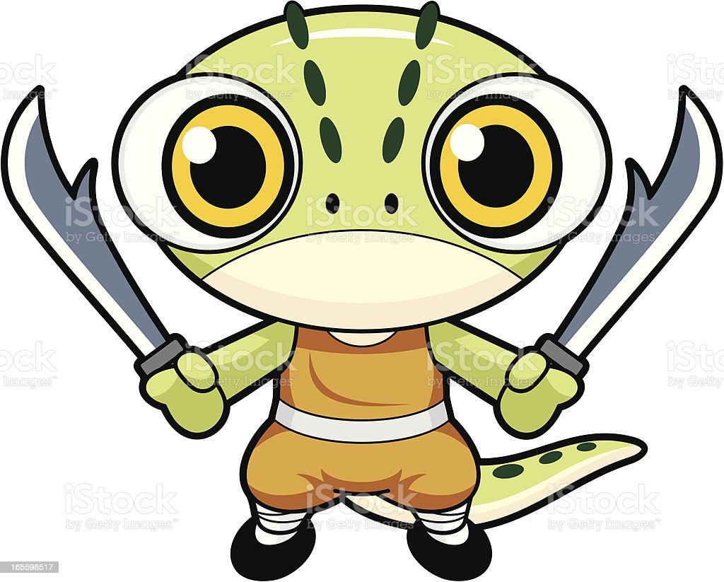 Chameleon Cartoon royalty-free chameleon cartoon stock vector art & more images of activity
