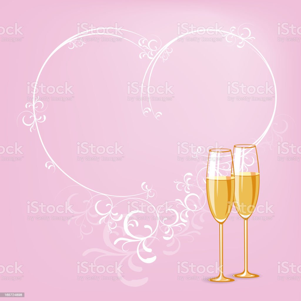 Champagne Background royalty-free champagne background stock vector art & more images of abstract