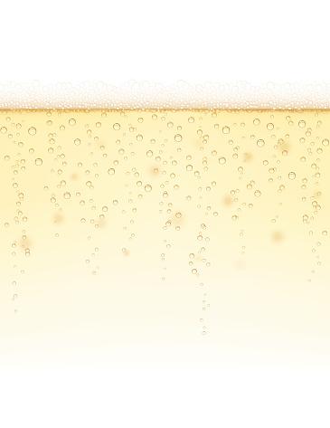 Champagnerhintergrund Stock Vektor Art und mehr Bilder von Abstrakt