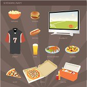 istock championship game Party Icons 165048046