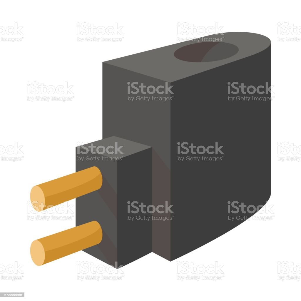 Charger for electronic cigarette icon royalty-free charger for electronic cigarette icon stock vector art & more images of addiction