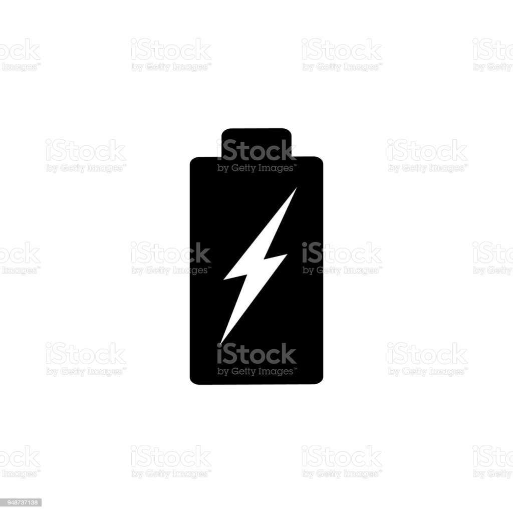 Charging Battery Icon Element Of Minimalistic Icon For Mobile