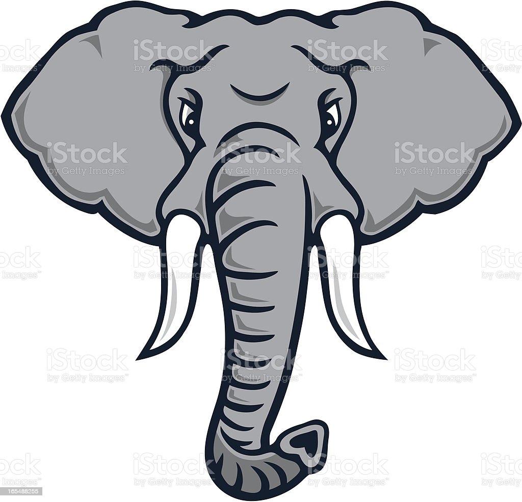 royalty free elephant trunk clip art vector images illustrations rh istockphoto com Elephants and Their Trunks Elephants and Their Trunks