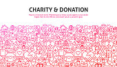 Charity and Donation Concept