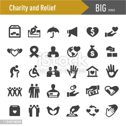 Charity, Relief,