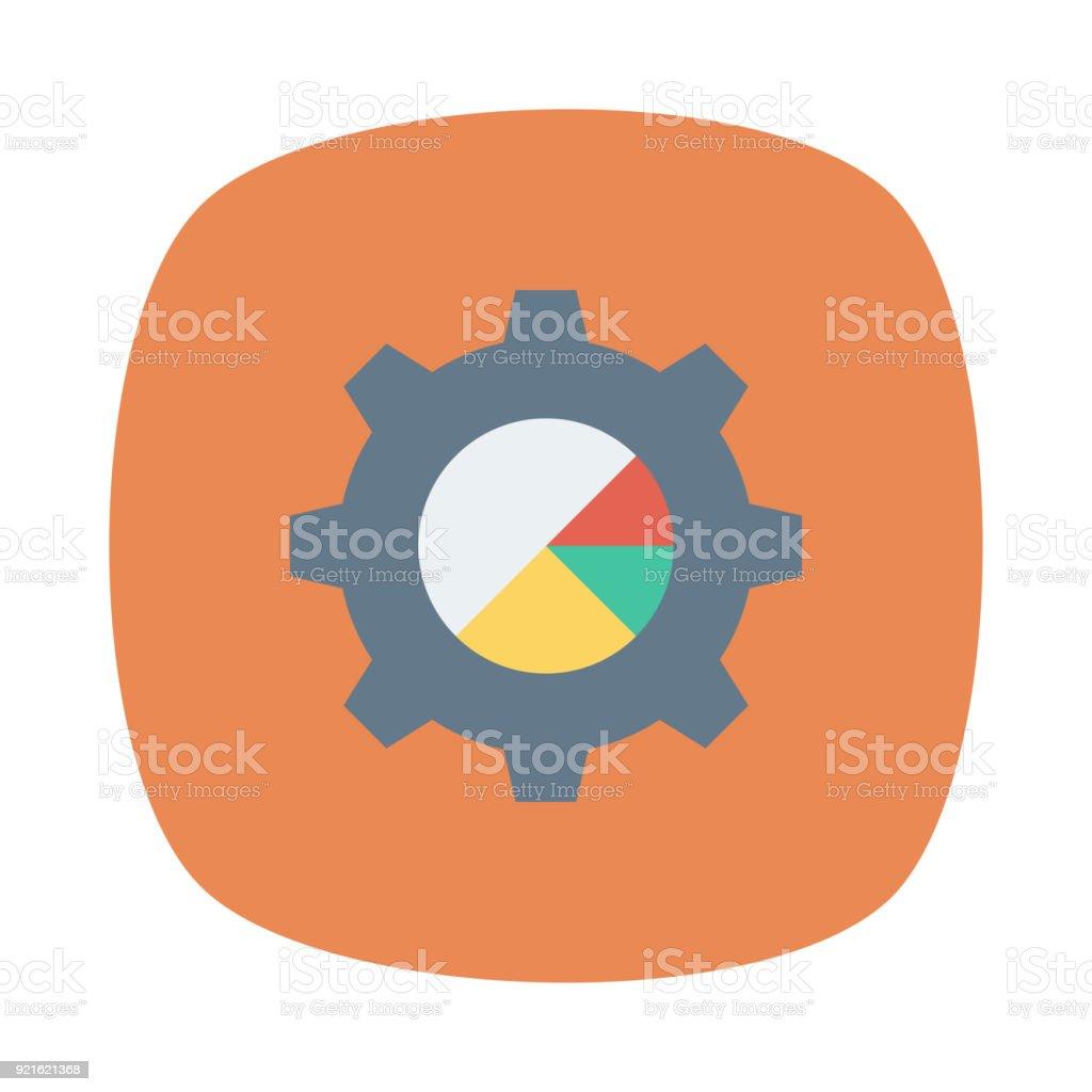 chart vector art illustration