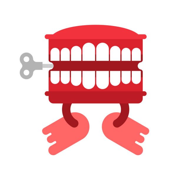 Royalty Free Extreme Close Up Smile Clip Art, Vector ...