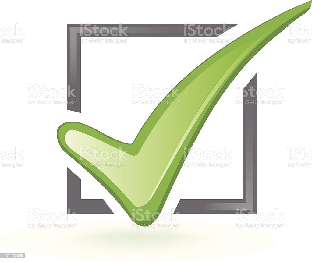 Royalty Free Checkbox Clip Art  Vector Images